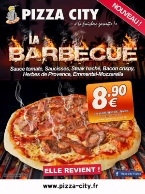 BARBECUE Affiche Internet