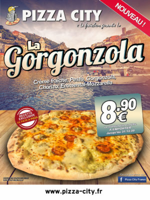 AFFICHE GORGONZOLA INTERNET