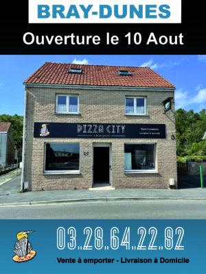 Pizza City Bray-Dunes